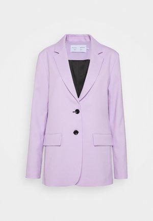 SUITING UNCONSTRUCTED - Krátký kabát - lilac