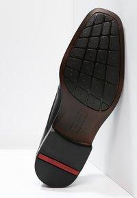 Lloyd - DAGGET - Elegantní šněrovací boty - schwarz - 4