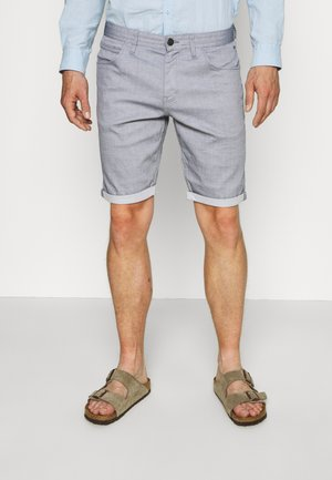 STRUCTURED - Shorts - blue