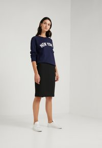 J.CREW - NEW YORK - Sweatshirt - navy - 1