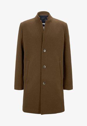 Cappotto classico - equestrian brown