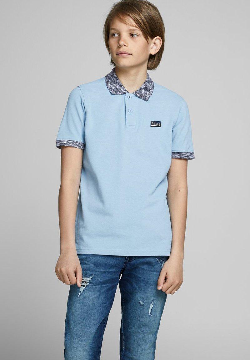 Jack & Jones Junior - Polo shirt - dusk blue