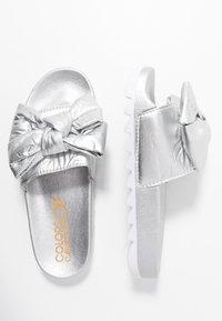Colors of California - Pantofle - silver - 3