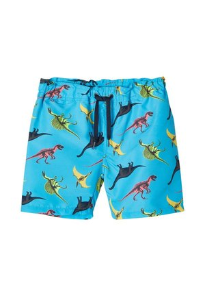DINOSAURIERPRINT - Swimming shorts - hawaiian ocean