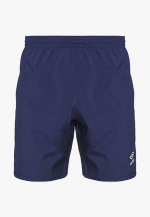 TRAINING SHORT - Sports shorts - medieval blue