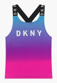 DKNY - TANK  - Top - pink/blue - 0