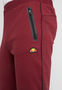 Ellesse - MARTINETTI - Pantalones deportivos - burgundy - 3