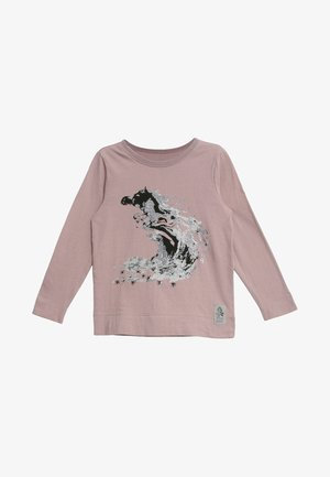ELSA  - Long sleeved top - dusty lavender