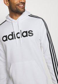 adidas Performance - Hættetrøjer - white/black - 5