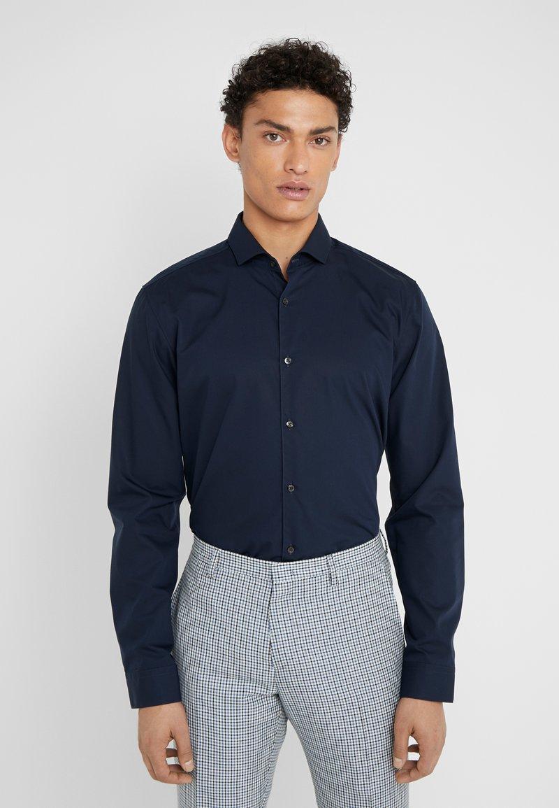 HUGO - ERRIKO EXTRA SLIM FIT - Camicia elegante - navy