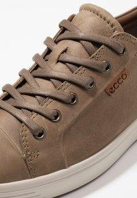 ECCO - SOFT MEN'S - Tenisky - navajo brown - 5