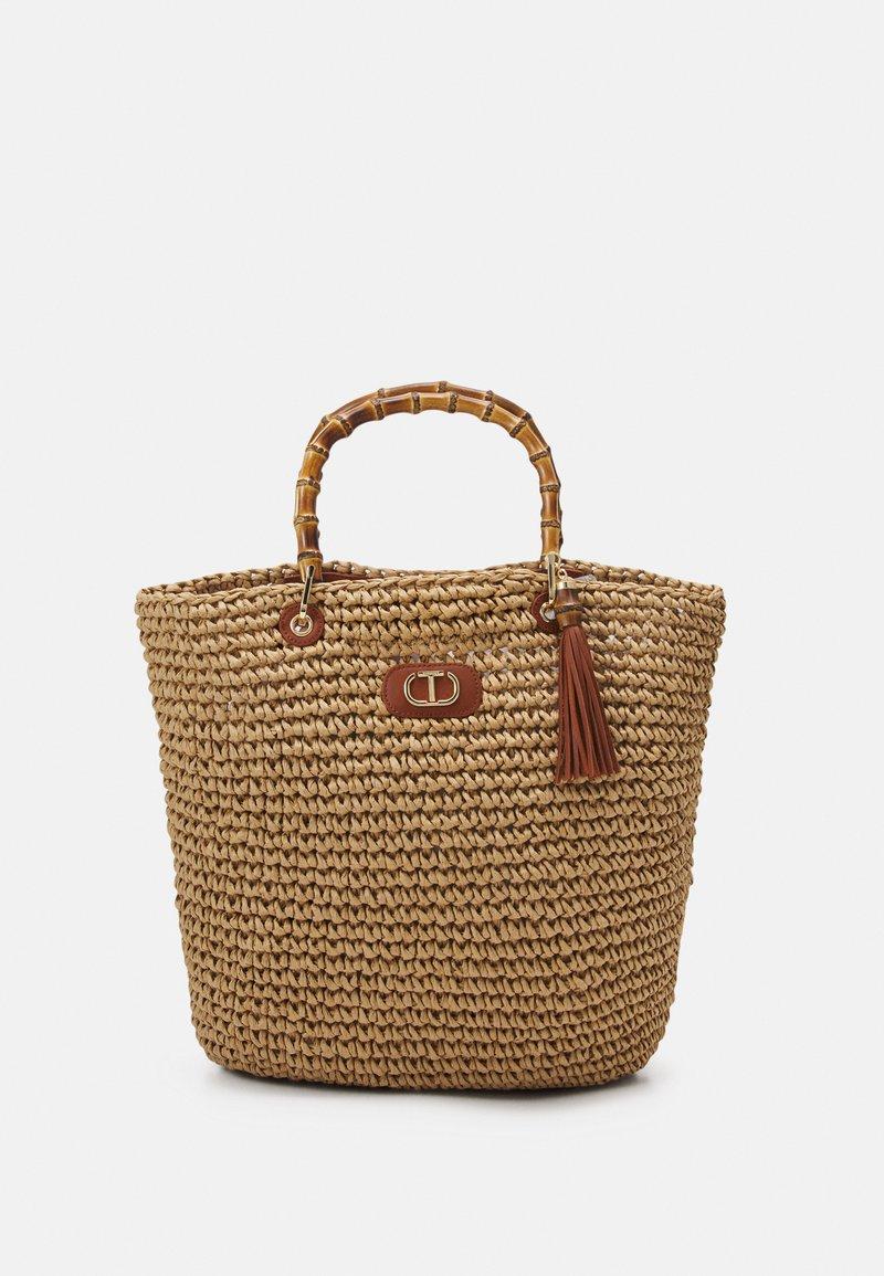 TWINSET - Tote bag - paglia