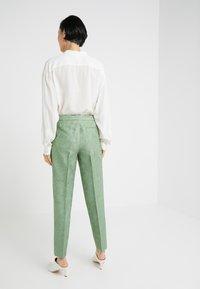 By Malene Birger - SANTSI - Pantaloni - turf green - 2