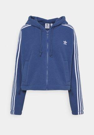 Fleecová bunda - crew blue