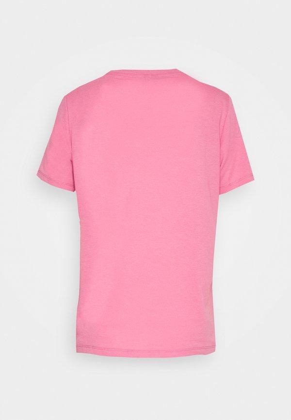 Vero Moda Tall VMLOTUS - T-shirt z nadrukiem - chateau rose Nadruk Odzież Damska UFUE KQ 6