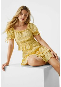 C&A - ARCHIVE - Blouse - light yellow - 0