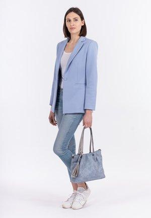 SURPRISE - Shopping bag - sky lightgrey