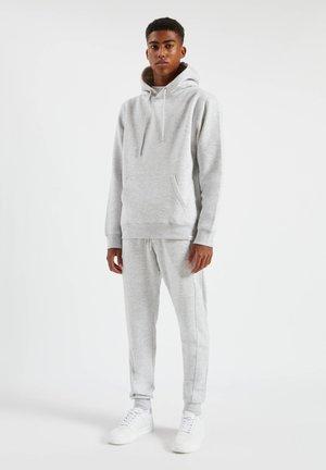 SET - Mikina skapucí - grey