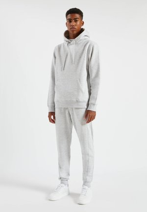 SET - Luvtröja - grey