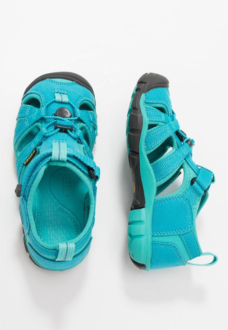 Keen - SEACAMP II CNX - Walking sandals - baltic/caribbean sea