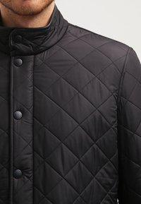 Barbour - POWELL - Light jacket - black - 4