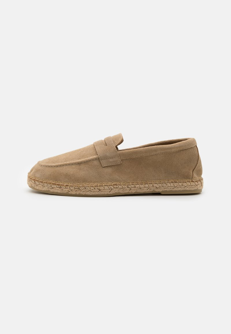 Selected Homme - SLHAJO PENNY  - Espadrilles - sand