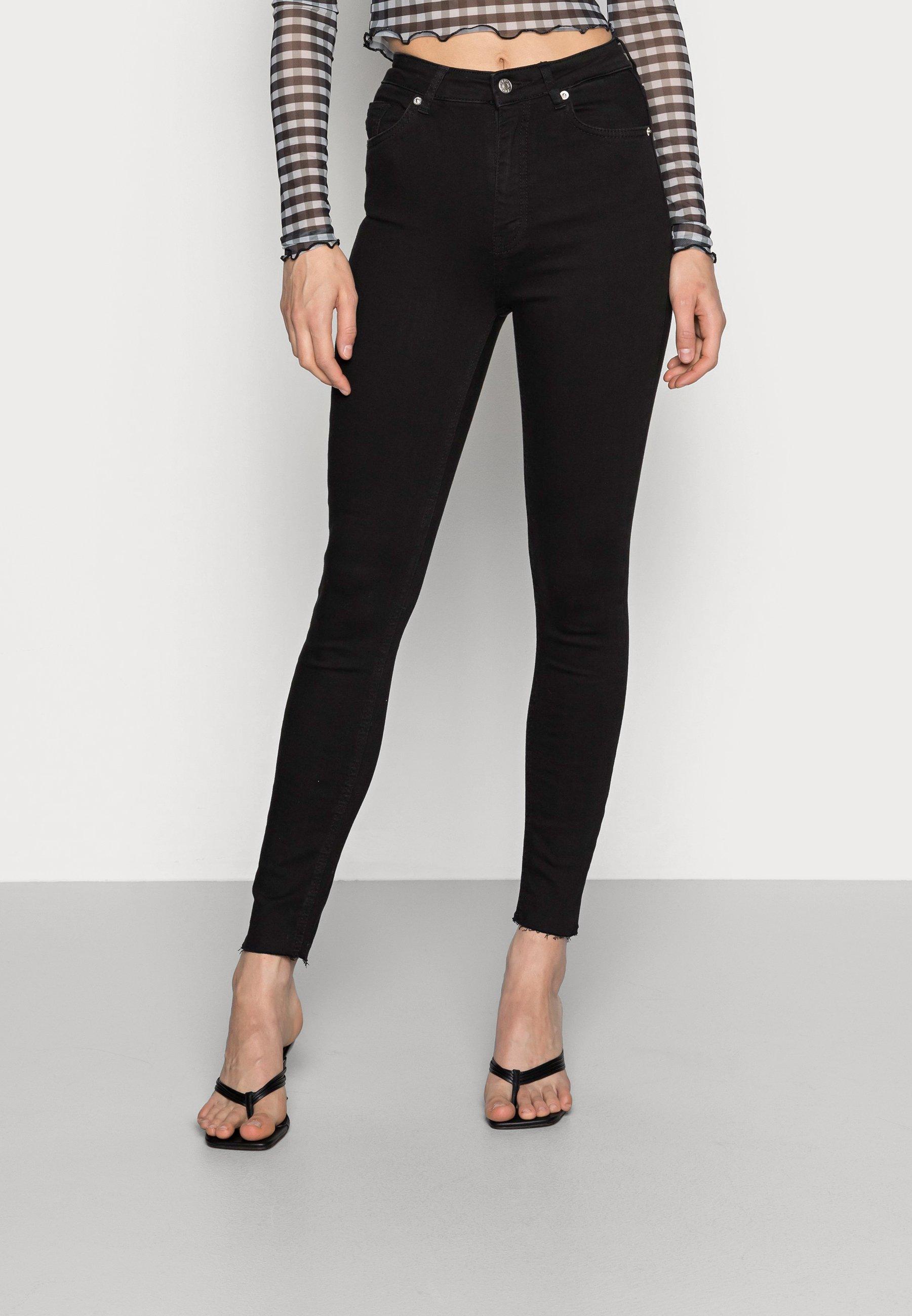 Women HIGH WAIST - Jeans Skinny Fit