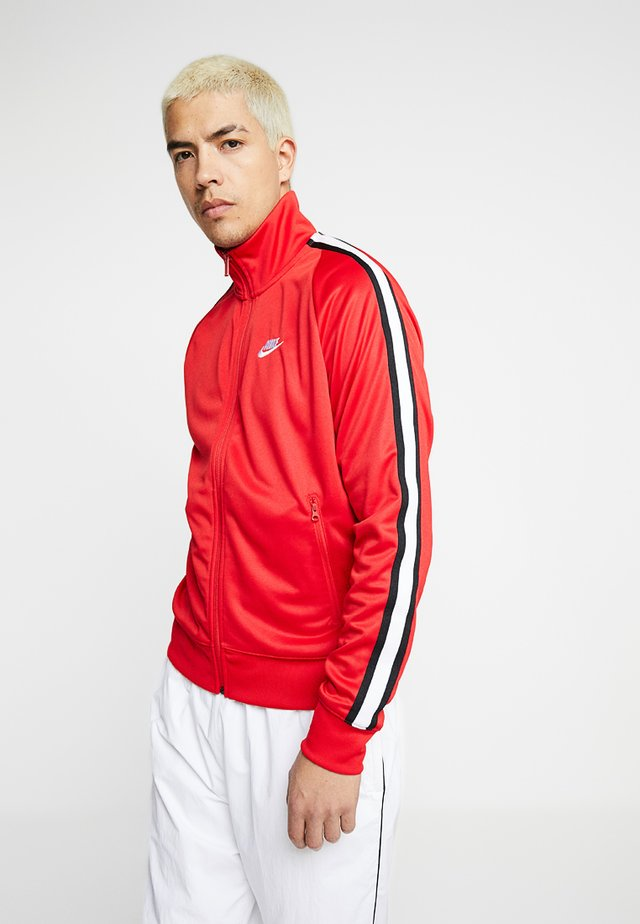 TRIBUTE - Training jacket - university red