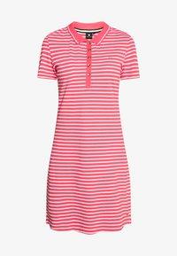Luhta - ANTSKOG - Jersey dress - hot pink - 4