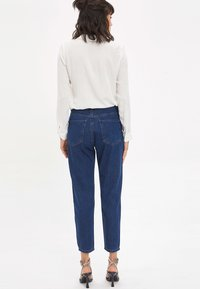 DeFacto - MOM  - Jeans Tapered Fit - blue - 2