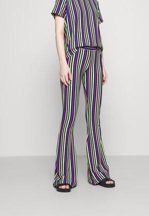 RAI FLARED - Kalhoty - multi-coloured