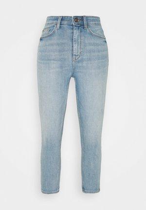 CROPPED - Jeans Skinny Fit - light blue denim