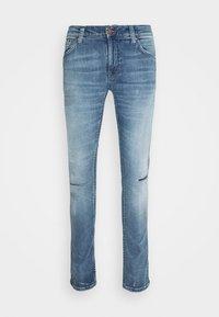 Nudie Jeans - TIGHT TERRY - Jeans Skinny Fit - mended ink - 5