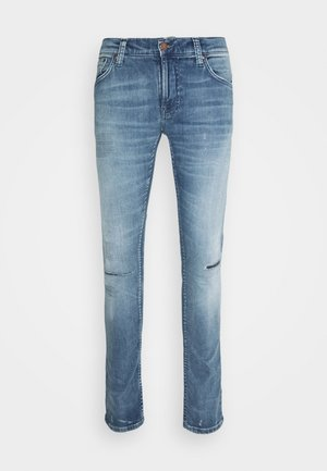 TIGHT TERRY - Jeans Skinny Fit - mended ink
