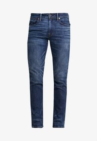 Džíny Slim Fit - dark wash