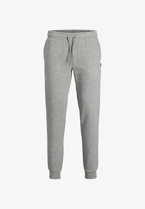 JJIGORDON - Pantalon de survêtement - light grey melange