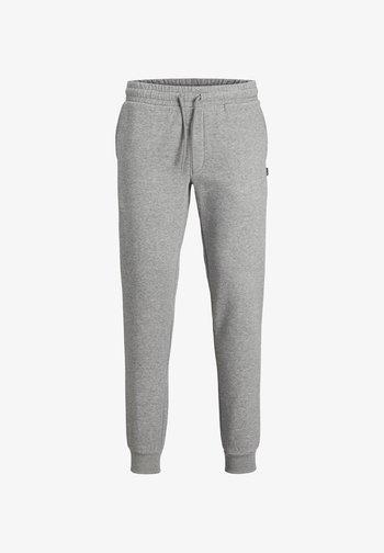JJIGORDON - Tracksuit bottoms - light grey melange