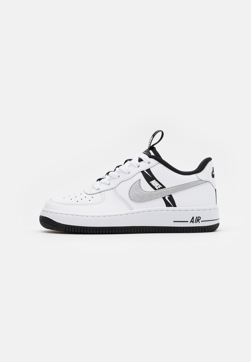 Nike Sportswear - AIR FORCE 1 - Trainers - white/black/reflective silver