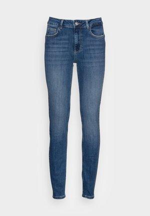 DIVINE  - Jeans Skinny Fit - denim blue solution