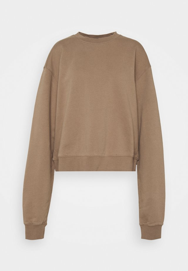 BOYFRIEND - Sweater - brown