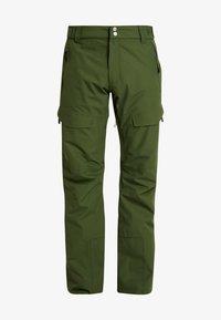 Wearcolour - TILT PANT - Skibukser - olive - 4