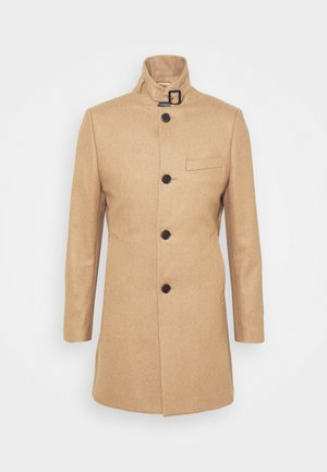 HOLGER COMPACT MELTON COAT - Cappotto classico - camel brown