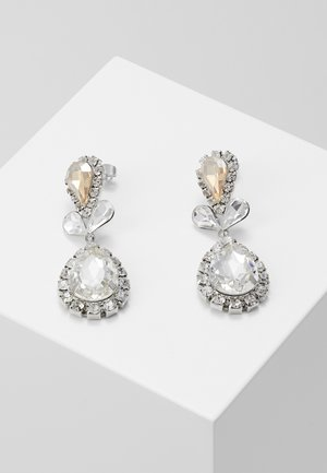 ONLCABRINE EARRING - Pendientes - silver-coloured