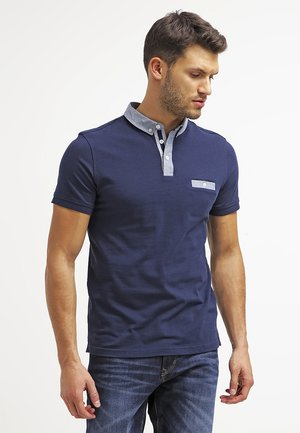 Poloshirts - dark blue