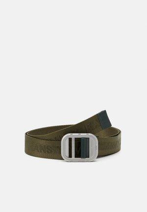 BELT - Cinturón - green