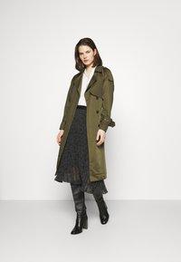 edc by Esprit - SKIRT - A-line skirt - black - 1