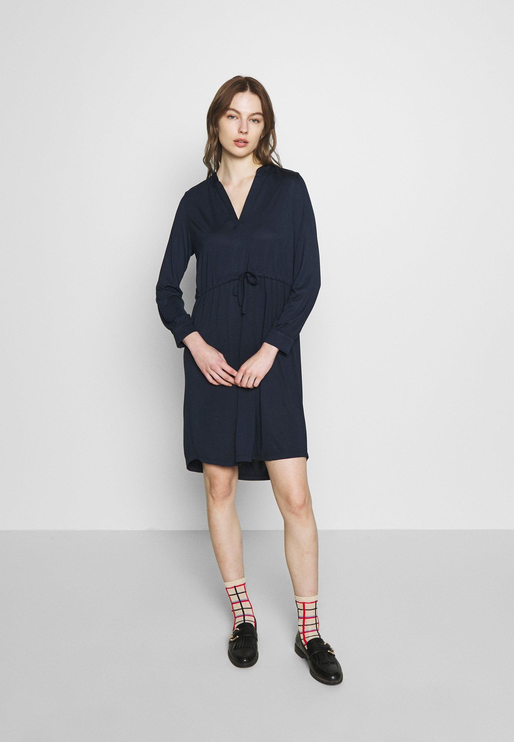 Damen SLFMIE DAMINA DRESS - Jerseykleid