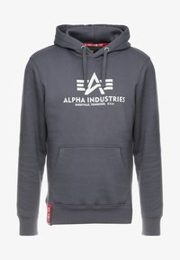 Alpha Industries - Hættetrøjer - grey - 3