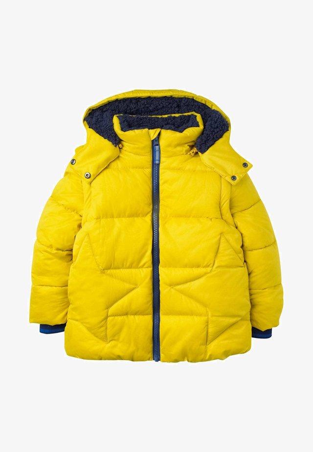 Winter coat - honiggelb