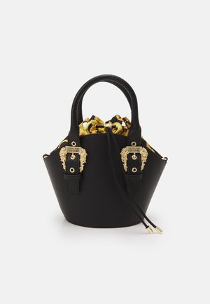 BUCKET - Handbag - nero